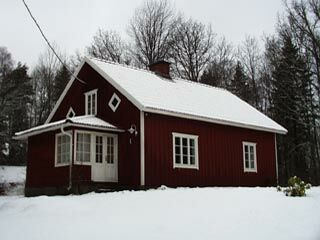FLS Sports Fishing Association Country House in Sweden at Christmas and in the summer