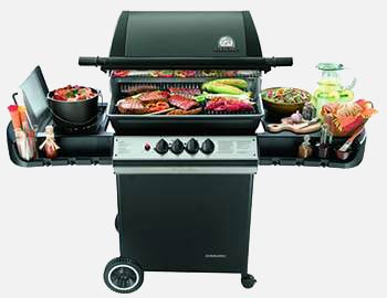 Sterling Gasgrill from Can-Scan